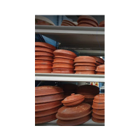 Clay utensils